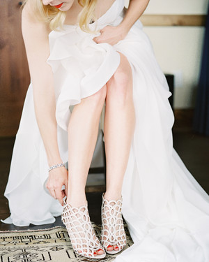 9 Foot-Care Tips for Getting Your Soles in Tip-Top Shape for Your Wedding