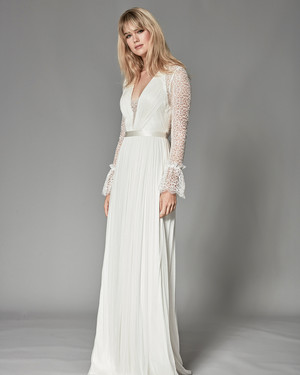 Catherine Deane Fall 2018 Wedding Dress Collection