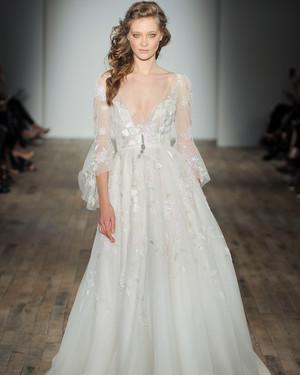 802cdd16c5 Hayley Paige Spring 2018 Wedding Dress Collection | Martha Stewart ...