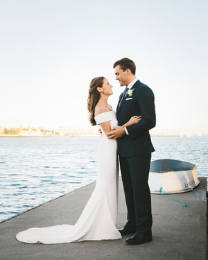 This Boston Wedding Was Packed with Nautical Charm