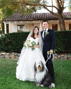 This Wedding in Rancho Santa Fe, California, Was Packed with Personality
