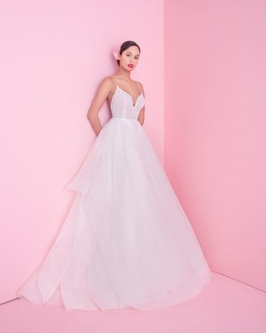 Blush by Hayley Paige Spring 2019 Wedding Dress Collection