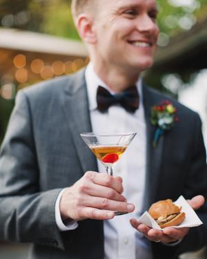 Dress code for cocktail reception menu