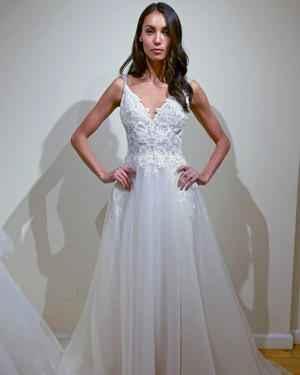 Eve of Milady Spring 2018 Wedding Dress Collection