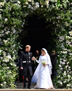 See All the Photos from Prince Harry and Meghan Markle's Royal Wedding