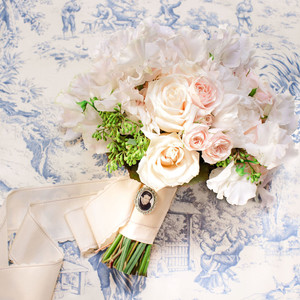 washington dc wedding bridal bouquet