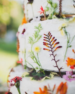The Best Wedding Cakes of 2017