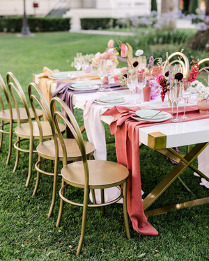 Unique Wedding Color Palettes That Will Set Your Big Day Apart