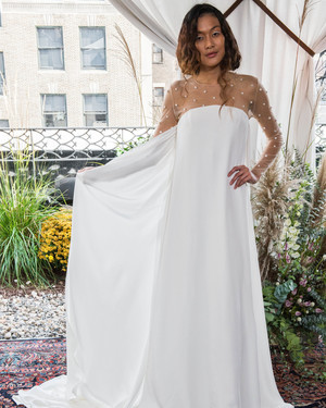 Alexandra Grecco Fall 2018 Wedding Dress Collection