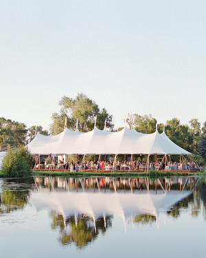 Here's What Every Type of Wedding Tent Looks Like