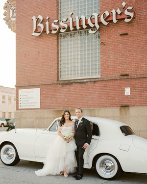 It Was Back-to-Back Weddings for This Couple in St. Louis