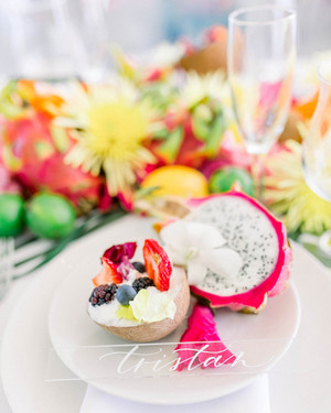 Coconut Wedding Ideas Perfect for a Tropical-Themed Celebration