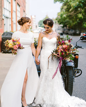 A Bright and Lively Wedding in Philadelphia