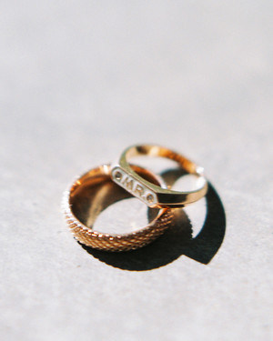 Wedding bands that pair perfectly with unique engagement rings 40 unique wedding bands for the groom junglespirit