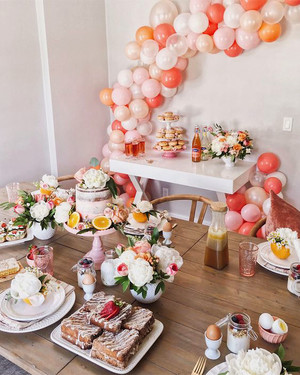 the most creative bridalshower ideas we found on instagram