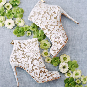jeannette taylor wedding portugal booties