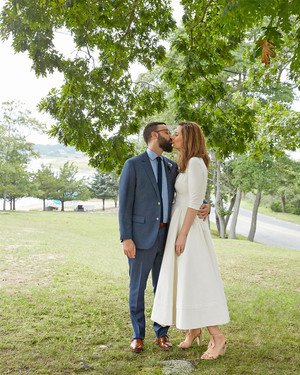 A Shelter Island Wedding Inspired by Nature