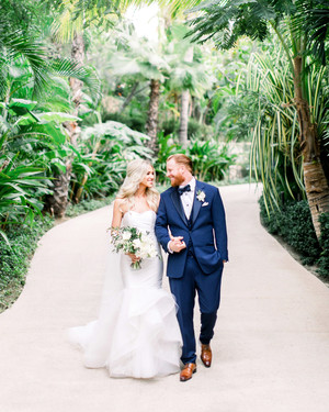Exclusive: Go Inside Los Angeles Dodgers' Justin Turner and Kourtney Pogue's Wedding in Mexico