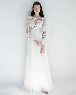 Leanne Marshall Spring 2018 Wedding Dress Collection