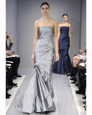Monique Lhuillier, Fall 2013 Bridesmaid Collection