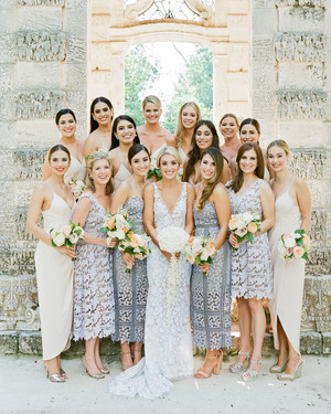 bde672a4c40 38 Looks That Prove Bridesmaids  039  Dresses Can Be Chic