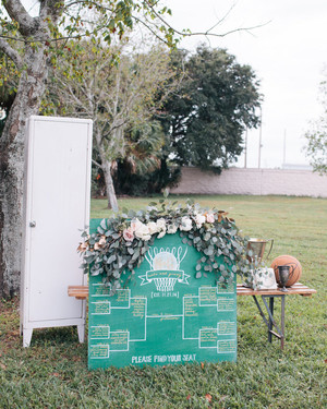 28 All-Star Wedding Ideas for Sports Fans