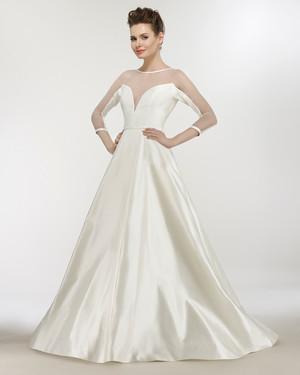Steven Birnbaum Fall 2018 Wedding Dress Collection