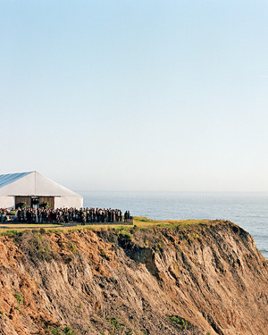 This Couple Threw a Chic and Modern Wedding Weekend in Coastal California
