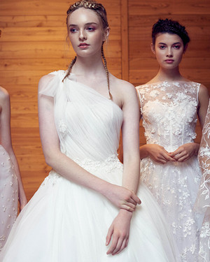 Isabelle Armstrong Fall 2018 Wedding Dress Collection