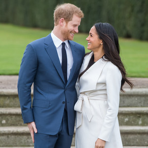 Prince Harry and Meghan Markle Engagement Photos