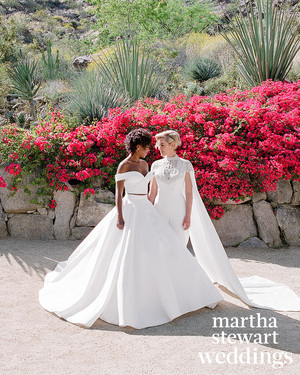 Exclusive: See Samira Wiley and Lauren Morelli's Incredible Wedding Photos