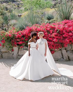 Exclusive: See Samira Wiley and Lauren Morelli's Incredible Wedding Photos
