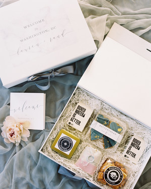 46 Welcome Bags from Real Weddings