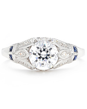 Get the Look CelebrityInspired Engagement Rings Martha Stewart