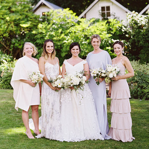 cassandra jason wedding bridesmaids