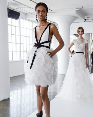 73 chic short wedding dresses martha stewart weddings 73 chic short wedding dresses junglespirit Images