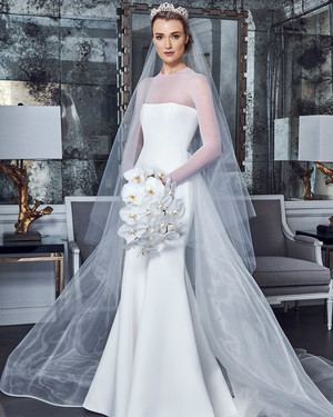 Romona Keveza Spring 2019 Wedding Dress Collection