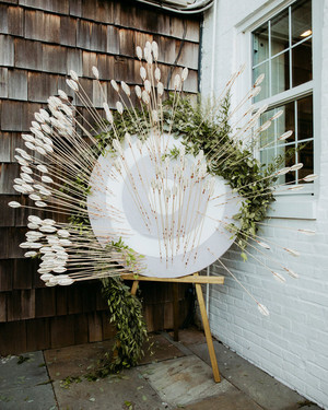 Insanely Creative Escort Cards and Seating Displays