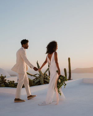 Elopement Outfit Inspiration for the Bride and Groom