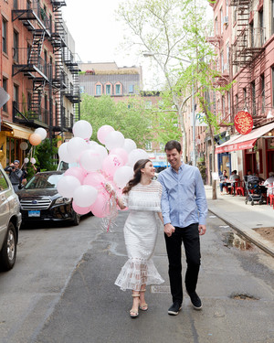 An Event Designer's Tips for Planning an Elegant, Luxe Bridal Shower—Based on Her Own New York City Party!