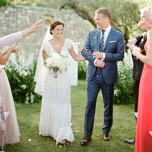 jannicke paal france wedding recessional