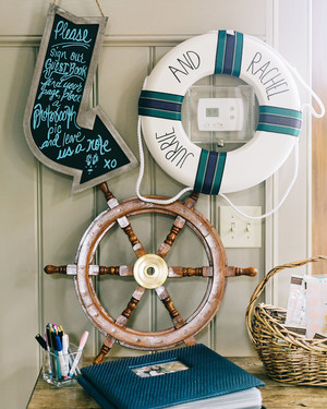 Awesome Nautical Wedding Ideas