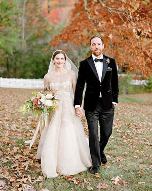 An Elegant, Autumnal Wedding in Tennessee