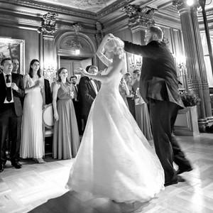 washington dc wedding first dance