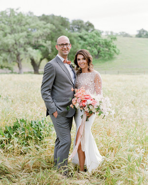 An Intimate Destination Wedding in Santa Ynez Valley, California