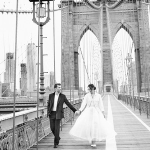Fashion Inspiration for a City Wedding