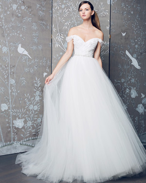 Legends Romona Keveza Fall 2018 Wedding Dress Collection