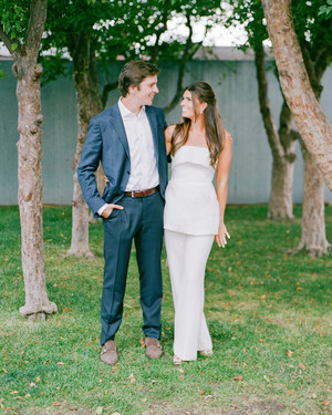 One Couple's Colorful Rehearsal Dinner in Denver