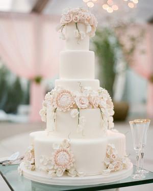Special design wedding cakes
