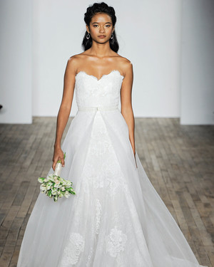 Allison Webb Fall 2018 Wedding Dress Collection